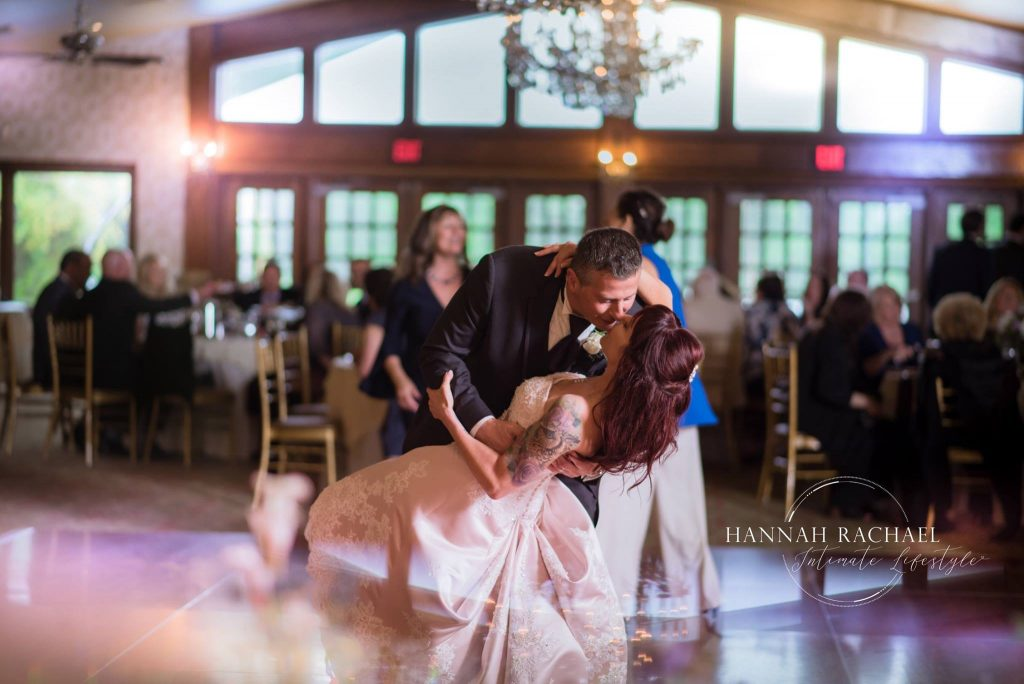 What a gorgeous picture from this Alice In Wonderland wedding at Saint Clements Castle in Portland, CT.