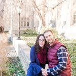 Yale Engagement Photoshoot