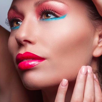 Editorial Makeup by LA Page Makeup, professional makeup artist in CT