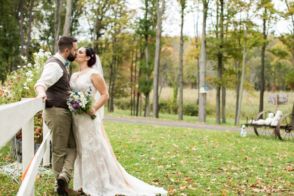 From beautiful flowers to majestic horses, Julie and Beau's day was nothing short of magical! The Candlelight Farms Inn in New Milford, CT is stunning!