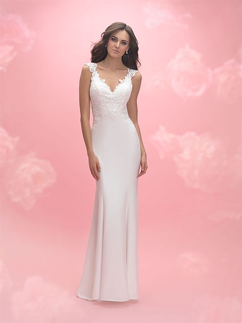 Allure Bridals Romance Collection Style 3058