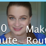 My REAL 10 Minute Makeup Routine