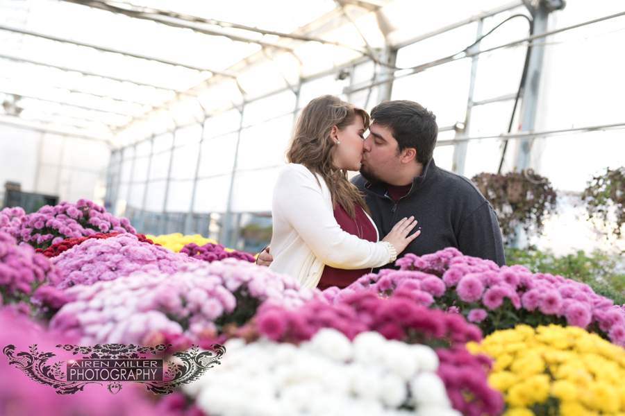 How GORGEOUS are these vibrant, pink florals at Beaumont Farm in Wallingford, CT?!