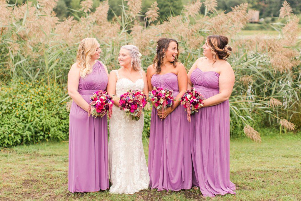 Bride tribe goals!!
