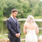 The Lake House Wedding