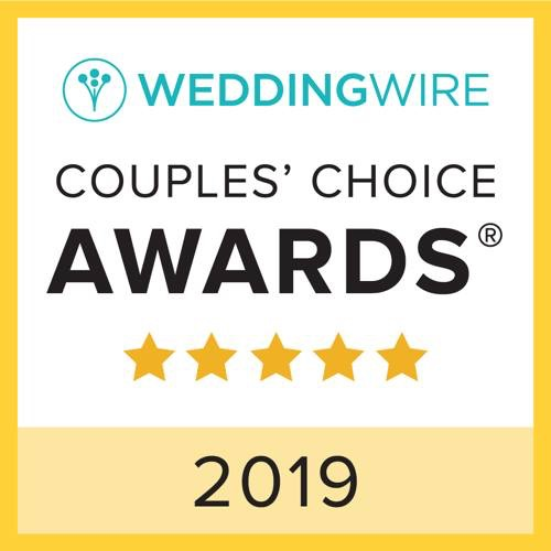 LA Page Makeup is the proud winner of Wedding Wire's Couples' Choice award.