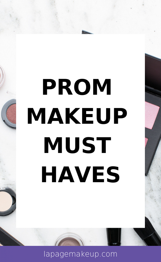Prom season is here! It's time to talk about prom makeup must haves, how to accentuate your best features, and when to hire a pro!