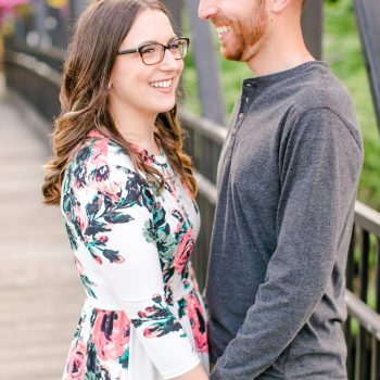 Sarah & Todd's Engagement Session!