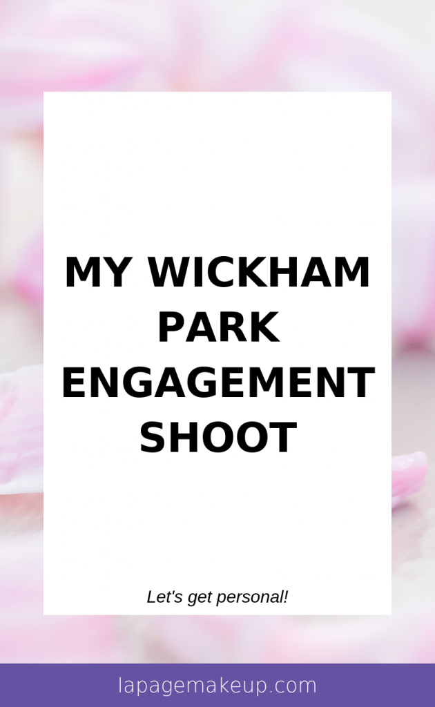 Take a look at MY Wickham Park engagement shoot! That's right, Lauren, the owner of LA Page Makeup, is engaged and living life as a bride-to-be!