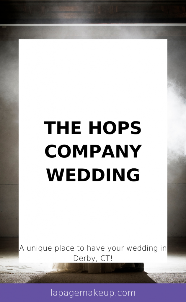 The Hops Company is a beautiful place in Derby, CT to have a small, rustic wedding where love is the most important detail!