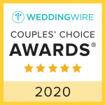 LA Page Makeup is proud to have been chosen for the 2020 Couples' Choice award from Wedding Wire!
